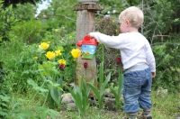 Gardening is good for your kids – it's official!