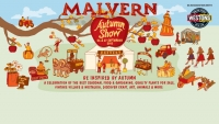 The Malvern Autumn Show is 20 this year